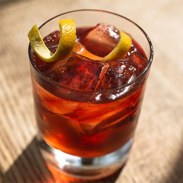 Negroni Cocktail Recipe — Dishmaps