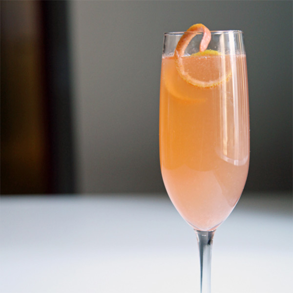 Prosperity Prosecco Cocktail