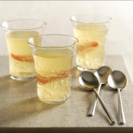 Limoncello and Prosecco Jelly