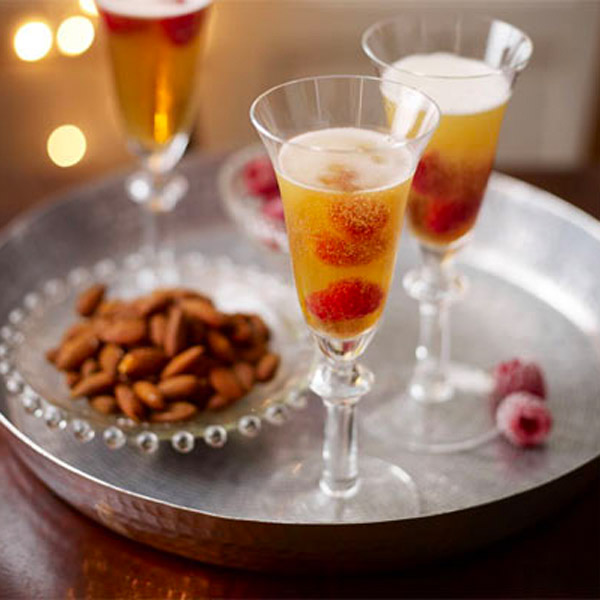 Raspini Fizz Prosecco Cocktail