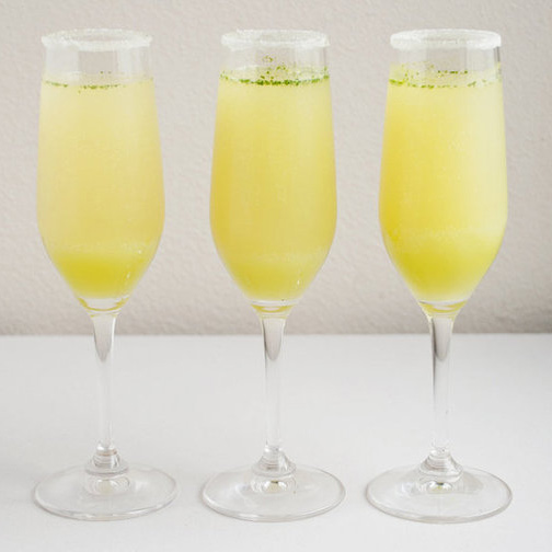 Prosecco Limoncello Cocktail