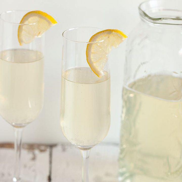 Heaven Scent Prosecco Cocktail