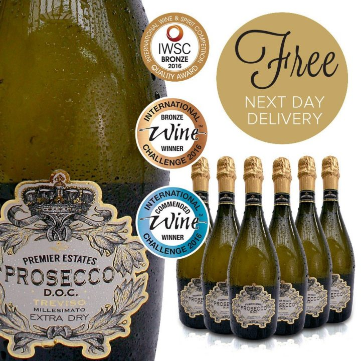 Premier Estates Prosecco Review
