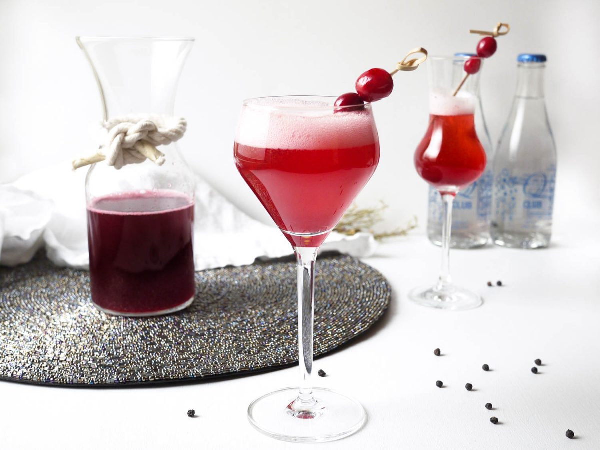 Cocktail cherry: description, application and methods of preparation 36