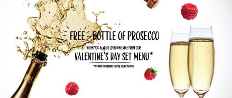 Pizza Express Prosecco offer