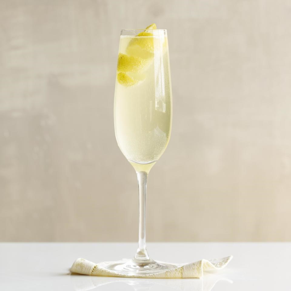 Twinkle Prosecco Cocktail