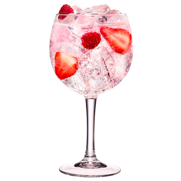 Gordon\'s Pink Gin Spritz Prosecco Cocktail