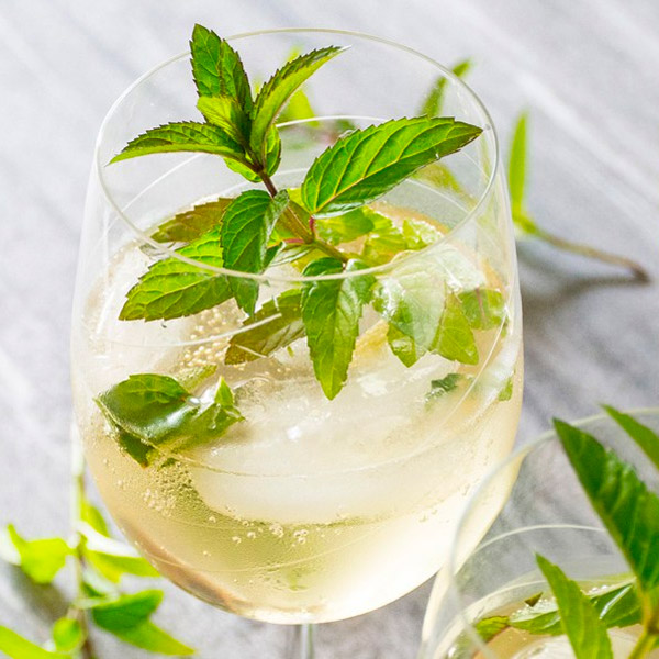 Summertime Prosecco Cocktail
