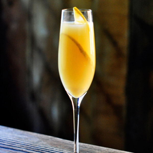 My Darling Clementine Prosecco Cocktail