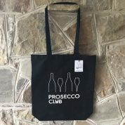 Prosecco Club Shopping Tote Bag