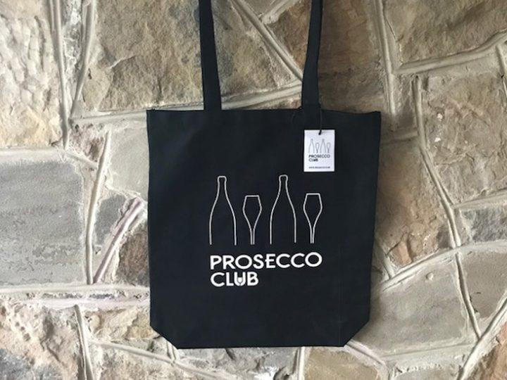Secret Santa Surprises Sorted!  2 x Prosecco Club Tote Bags for £15