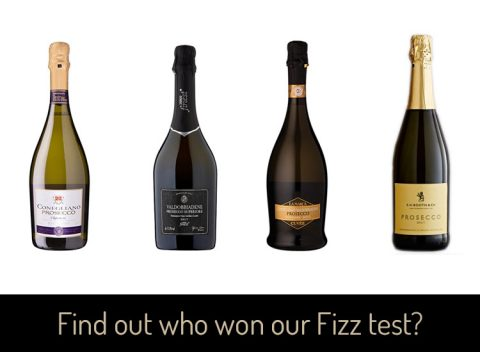 Prosecco Supermarket Test
