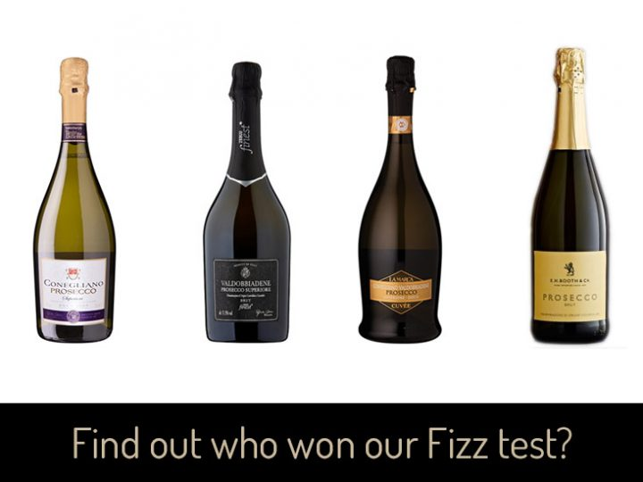 Top Supermarket Prosecco's for a Fizz-Tastic Christmas